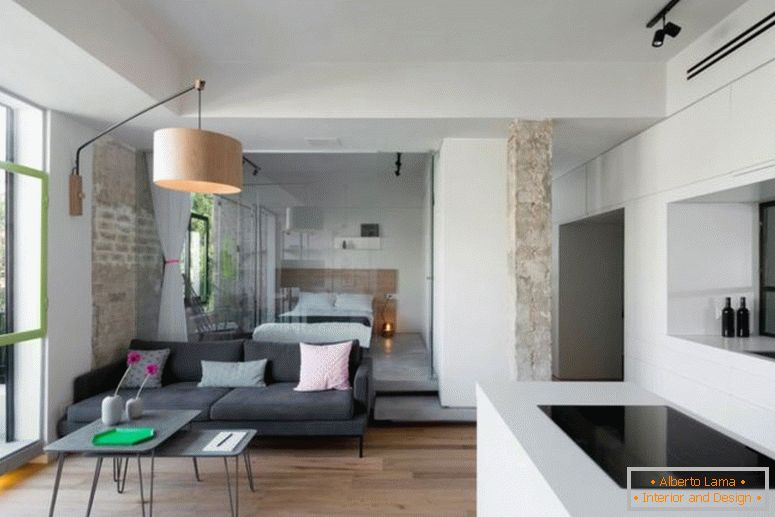 tel-aviv-apartment-with-japanese-design-influences-bedroom-behind-sofa